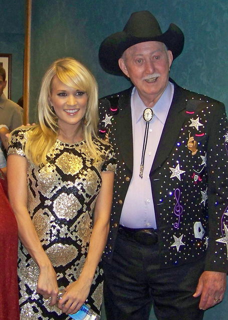 Carrie Underwood & Jack Greene 6.3.08