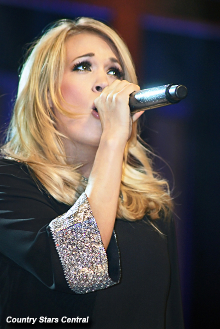 Carrie Underwood 3.1.11