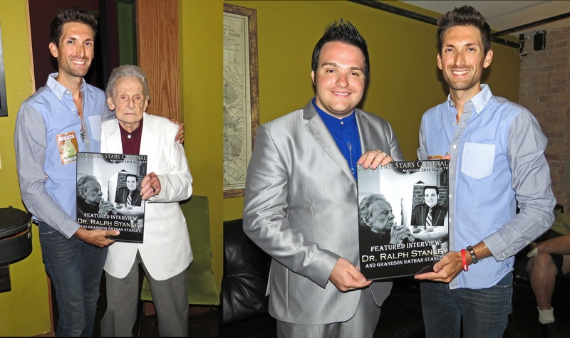 Dr. Ralph Stanley and Nathan Stanley
